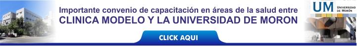 Convenio entre la Universidad de Morón y CMM