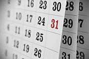 Calendario de Salud mes de Junio