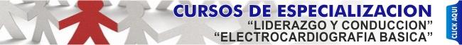 CURSOS DE ESPECIALIZACION