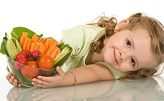 Nutrición en pediatria