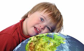 Los niños con síndrome de Down y su inclusión social.